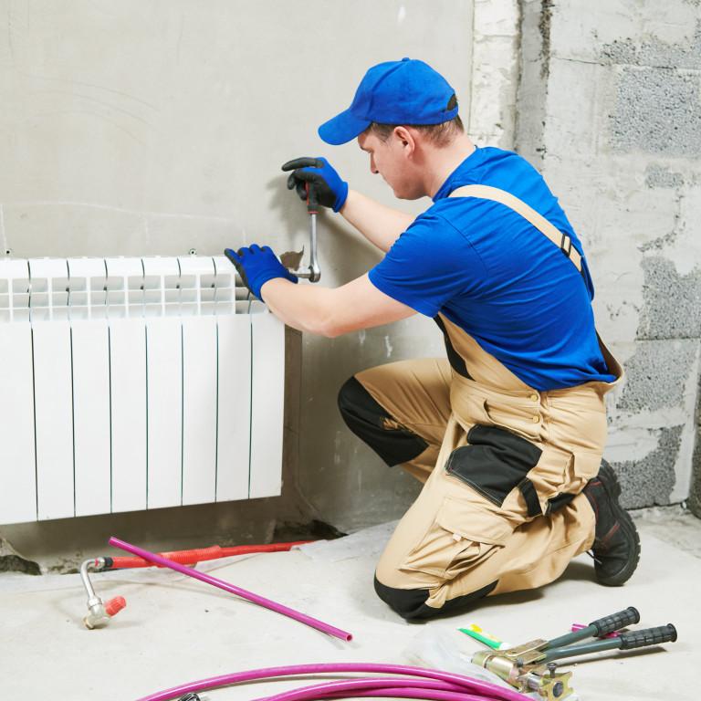 Remplacement d'un radiateur à eau