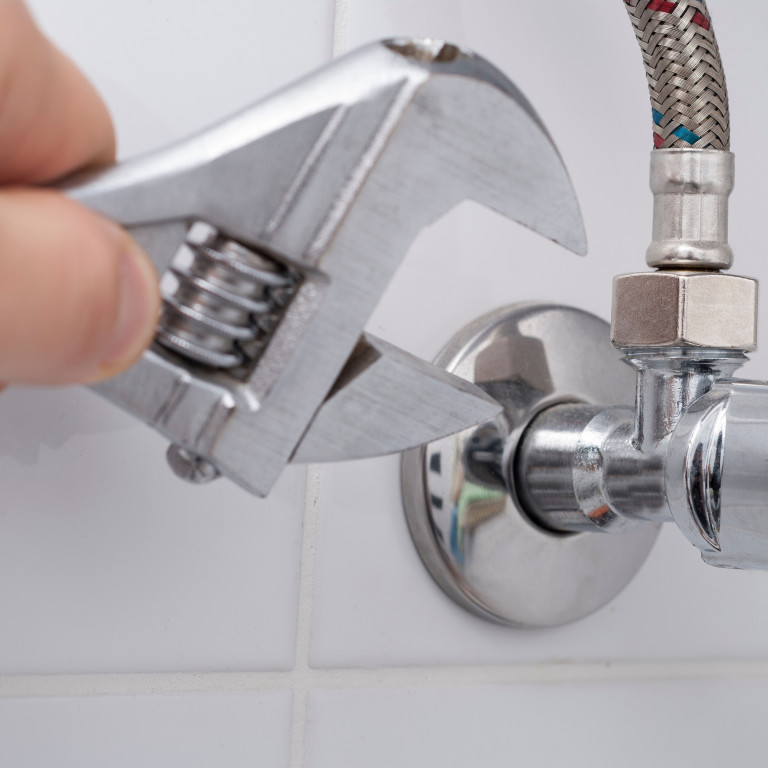 Remplacement du robinet d'arrivée d'eau